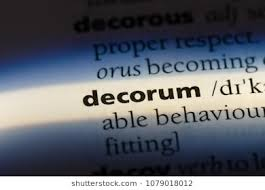 images decorum