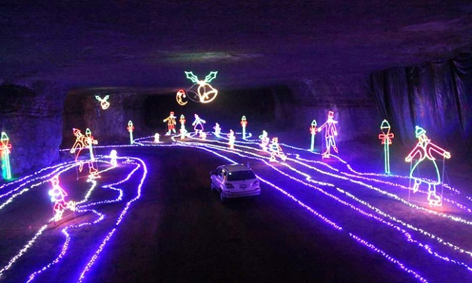 Louisville caverns 1