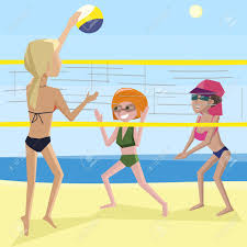 download beach volleyball